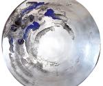 Scudo Lunare - 1984 Alluminio cm. 90 Ø