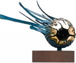 Vento Cosmico - 2007 Bronzocm. h 59 X 65 x 57