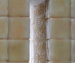 Biblo (particolare) - 2008Cera cm. h 35 x 30 x 30