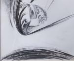 Tracce Spaziali - 1998 Matita cm. 41 x 22