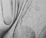 Studio per Scrittura Mondo - 2008 Matita cm. 50 x 70