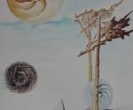 Direzione - 1985 Acquerello cm. 29 x 21