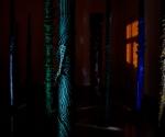 2012 Museo Civico Foggia Foresta - 2001-2011 Cartapesta, pigmenti e metallo cm. 350 Ø da 7 a 60