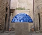 2012 Castello di Zavattarello Sole Nascente - 1997 Poliestere cm. 68 x 155 x 15