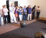 2012 Castello di Zavattarello Installazione con Meteore