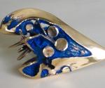Nautilus (fronte) - 2011 Bronzo cm. 13 x 7,5 x 5