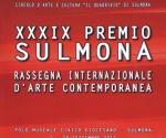 Catalogo XXXIX Premio Sulmona, Sulmona 2012