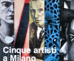R.Bossaglia, F.Pensa, Cinque Artisti a Milano, Mazzotta, Milano 2003