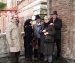 2008 Castello di Rivoli  Con gli Amici Usai e Gavini