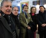2012 Milano con i Colleghi dell'Accademia di Brera