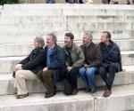 2008 Barcellona con gli Amici del Gruppo Atelier
