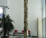 Pilastri Del Cielo Tribunale Dei Minori di Sassari - 2005 Bronzo