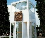 Quelli Che Vanno Tomba Famiglia Antico Cimitero Monumentale di Bruzzano - 1998 Bronzo